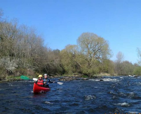 Canoe Holidays Ireland